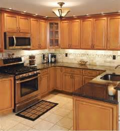 Above The Kitchen Cabinets Decor