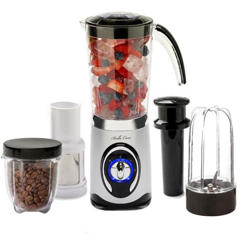 Blender Mixer Juicer 4 in 1 smoothie maker blender grinder juicer bullet mixer
