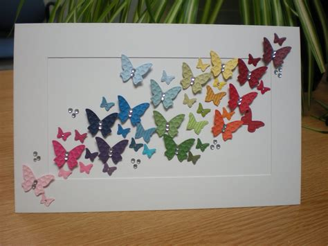 butterfly cards to make auroradawn butterflies and bling