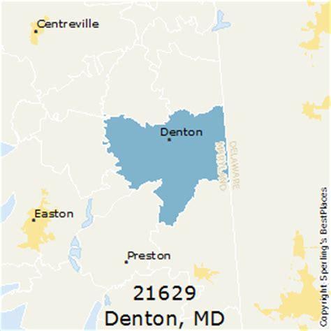denton texas zip code map best places to live in denton zip 21629 maryland