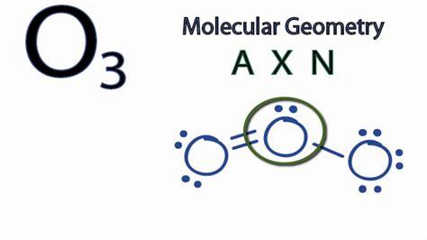ozone electron dot diagram image gallery o3 molecule