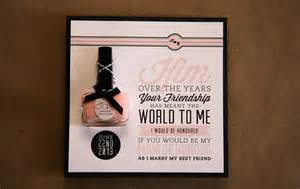 invitation to be a bridesmaid will you be my bridesmaid bridesmaid invite