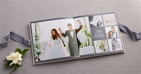 Wedding Album Create Your Own by Create Your Own Wedding Album From Shutterfly Once Wed