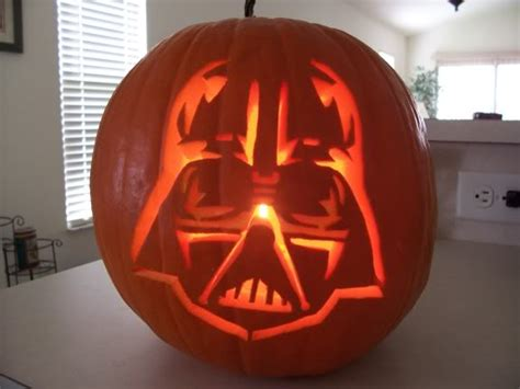 Darth Vader Pumpkin Template by The Gallery For Gt Princess Leia Stencil