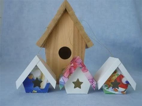 birdhouse templates cards 57 best greeting card recycle images on card