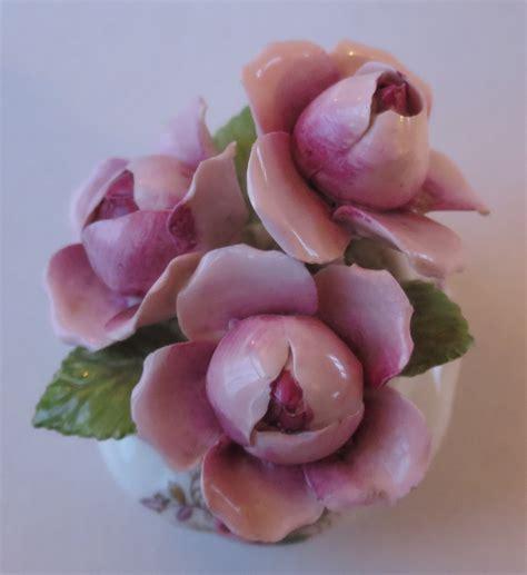 rose royal royal albert rose posies vintage treasure
