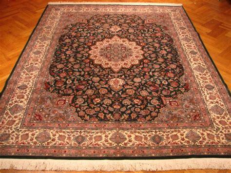 High End Area Rugs by High End Silk Wool Tabriz 9x12 Area Rug Ebay