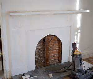 building a fireplace building the faux fireplace manhattan nest