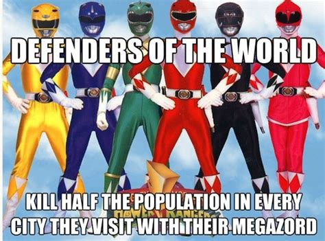Power Ranger Meme - power rangers meme