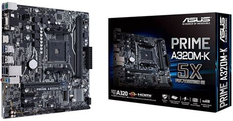 Diskon Mb Asus Prime A320m K Am4 build budget amd ryzen gaming pc for 1080p gaming
