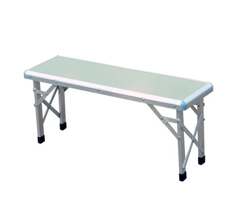 fold out bench seat aluminum folding picnic table bench seat portable outdoor