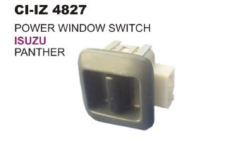 Switch Power Window Isuzu Panther isuzu import from factory