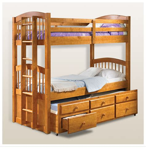 Bunk Bed Top Only 1 Sale A Day Deals Honey Oak Bunk Bed Only 499 99