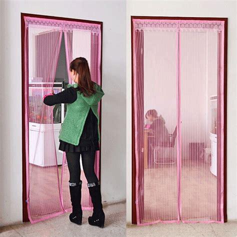 Tirai Anti Nyamuk Magnet Tirai Pintu Magnet Anti Nyamuk Magnetic Curtain Elevenia