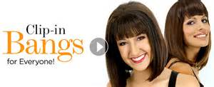 making bangs with weft fake hair bangs extensions quality hair accessories