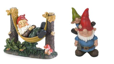 cute garden gnomes bring fun to your landscape with 15 cute garden gnomes
