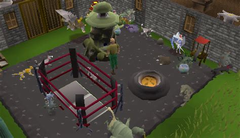 Runescape 2007 Server Play Old School Rs House Layout Runescape 2007