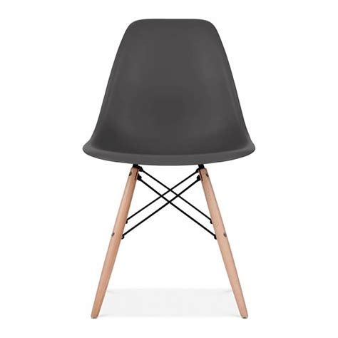 Eames Style Dining Chair Set Six By Ciel Eames Style Dining Chair