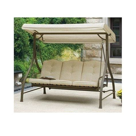 outdoor swing bench with canopy 1000 ideas about outdoor swing with canopy on pinterest