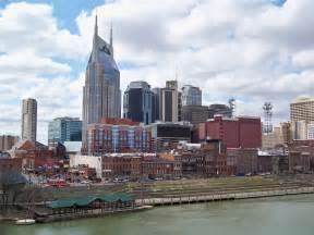 Nashville Tennessee Nashville Skyline