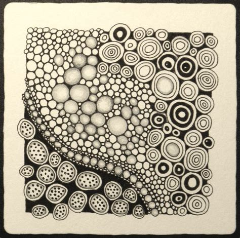 pattern ideas best 25 easy zentangle patterns ideas on
