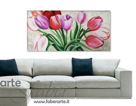 quadri moderni fiori quadri moderni dipinti fiori olio su tela vendita on line