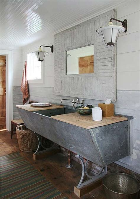 rustic industrial bathroom 30 inspiring rustic bathroom ideas for cozy home amazing