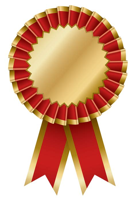 Ribbon Z award ribbon transparent pictures to pin on