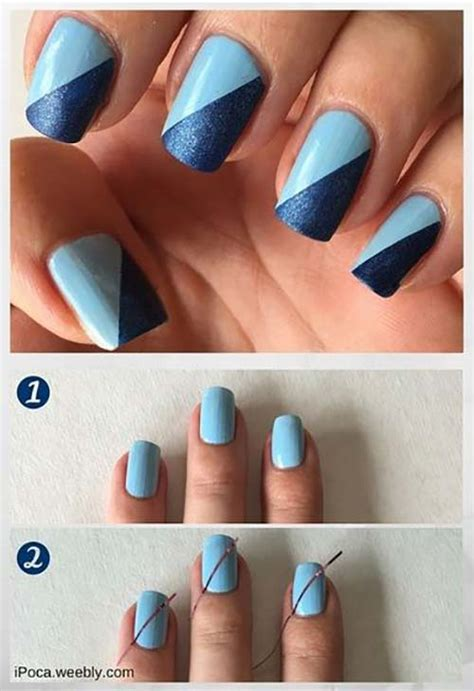 Simple Nail Pics by Simple Nail Design Ideas For Beginners Www Pixshark