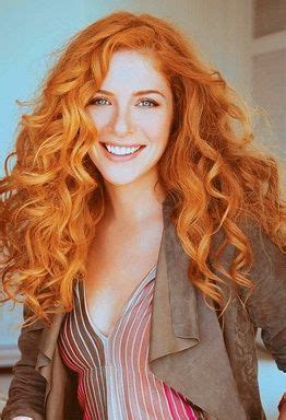 actress with red curly hair canadian red headed actress rachelle lefevre with big