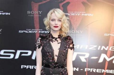 emma stone we re gonna bang emma stone s wild time shooting spider man 2
