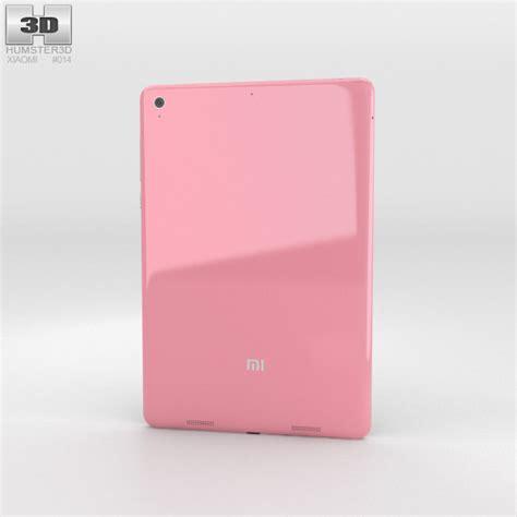 Tablet Xiaomi Mi Pad 7 9 xiaomi mi pad 7 9 inch pink 3d model hum3d