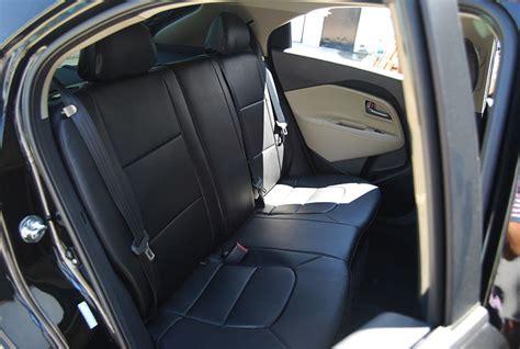 kia seat covers 2014 kia 2012 2014 iggee s leather custom fit seat cover