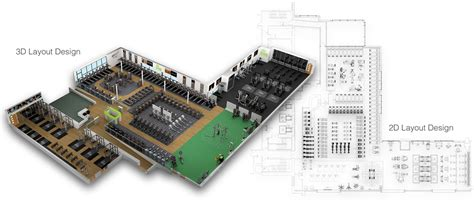 design layout and facilities facility design esp fitness
