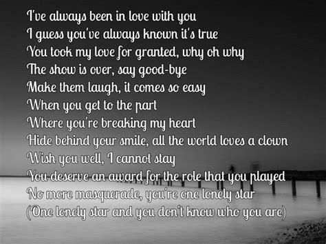 say bye madonna take a bow lyrics lyrics