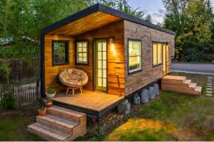 would you live in a tiny house