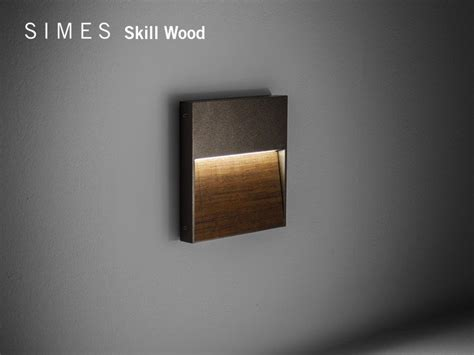 applique thun applique en teck skill wood by simes design matteo thun