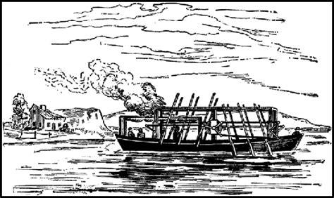 barco de vapor 1787 john fitch desenvolturasedesacatos 10 grandes ideias que foram
