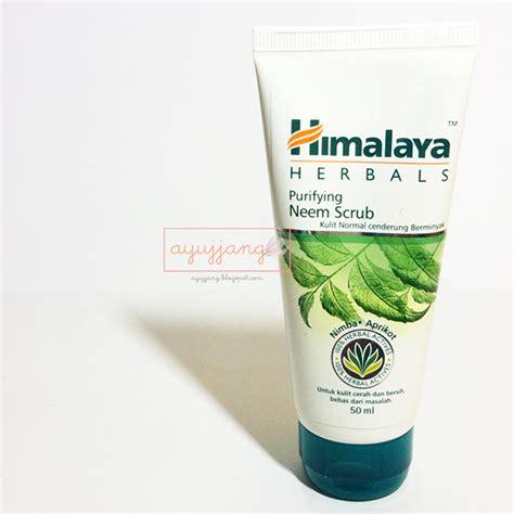 Shoo Himalaya Di Watson ayu짱 review himalaya herbals purifying neem scrub