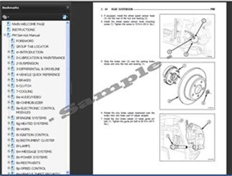 Dodge Avenger Service Repair Manual 2008 2009 Automotive