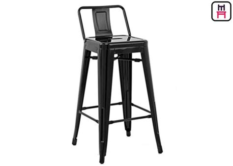 Metal Indoor Outdoor Bar Stools by Tolix Metal Chairs Restaurant Bar Stools Industrial Style