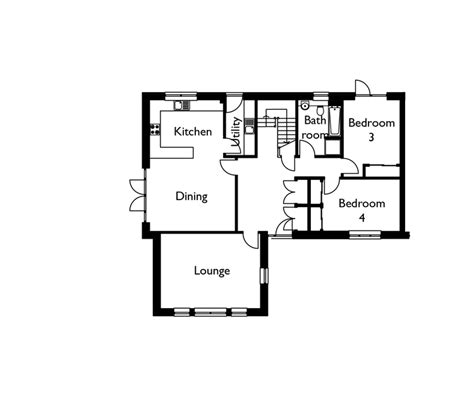 open floor plans vs closed floor plans dallas knockomie braes forres springfield properties