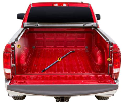 truck bed accessories access smart pack free shipping on cargo management systems