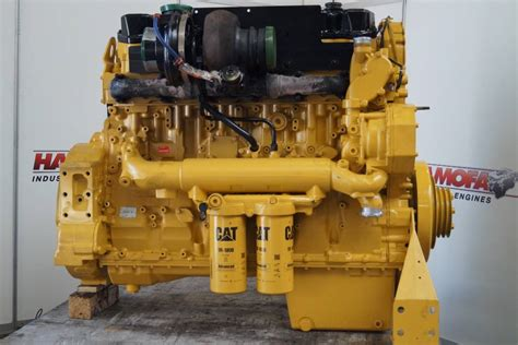 caterpillar  industrial engines year   sale mascus usa
