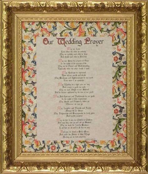 Wedding Blessing Presents by Blessings Traditional Collection 10 Handpicked Ideas