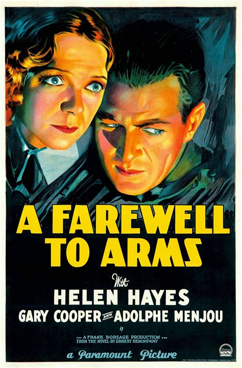 a farewell to arms a farewell to arms 1932