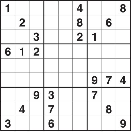 Sudoku 2 237 Hard Life And Style The Guardian