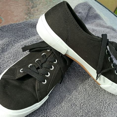 boat shoes old navy old navy old navy boat shoe sneakers black with white