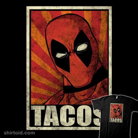 Hoodie Deadpool Tacos Anime Tacos Shirtoid