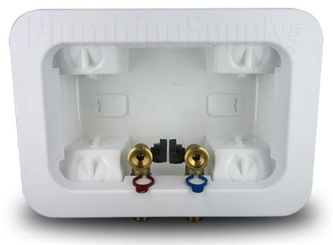 Plumbing Outlet Box by Washing Machine Outlet Box Installation Washing Free